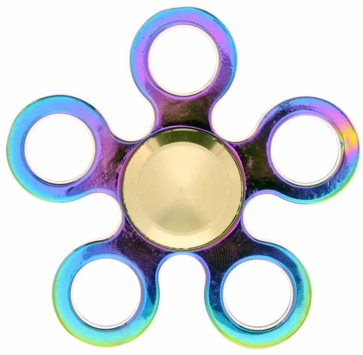 Five Circled   Spinner