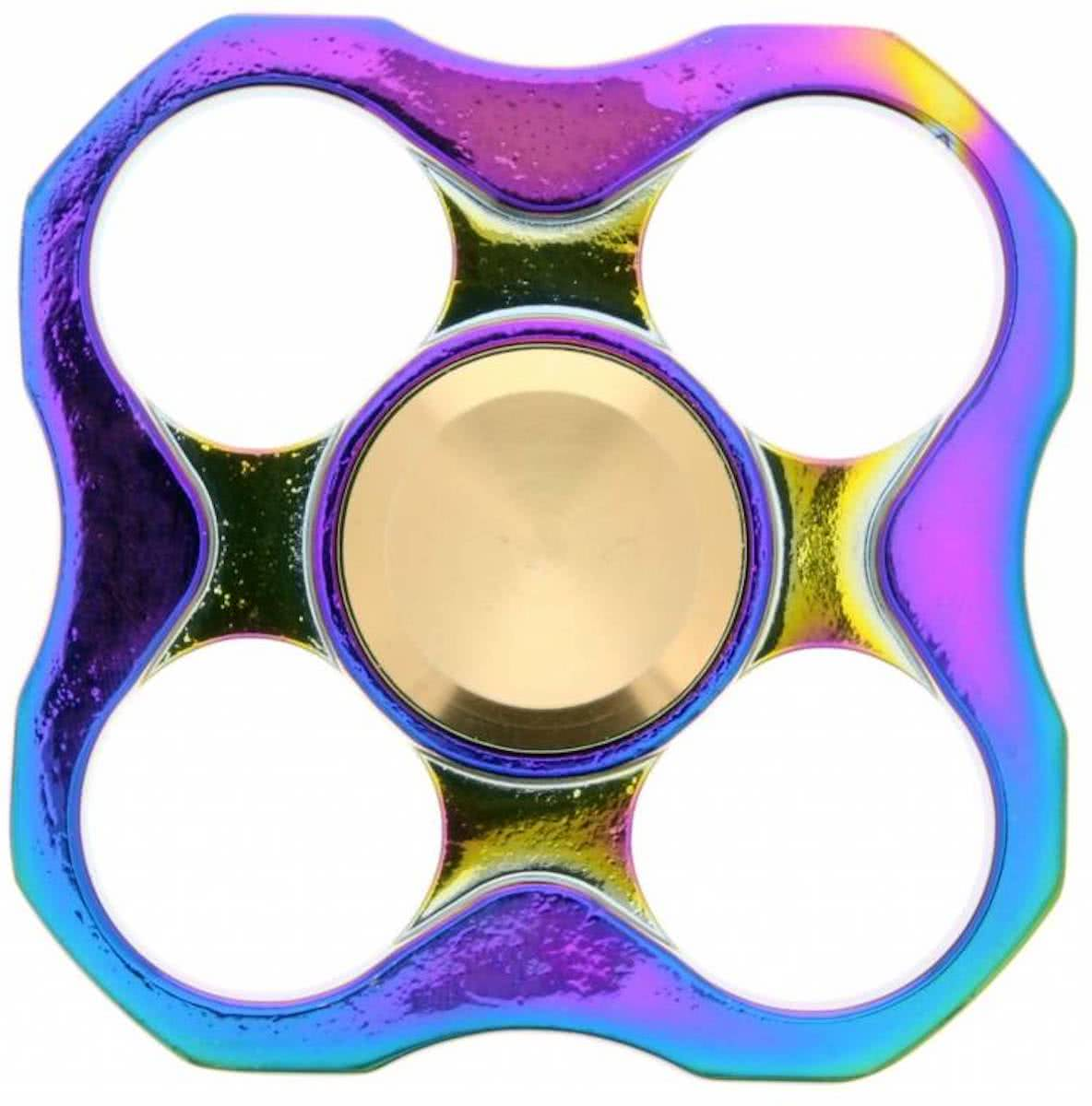 Four Circled   Spinner