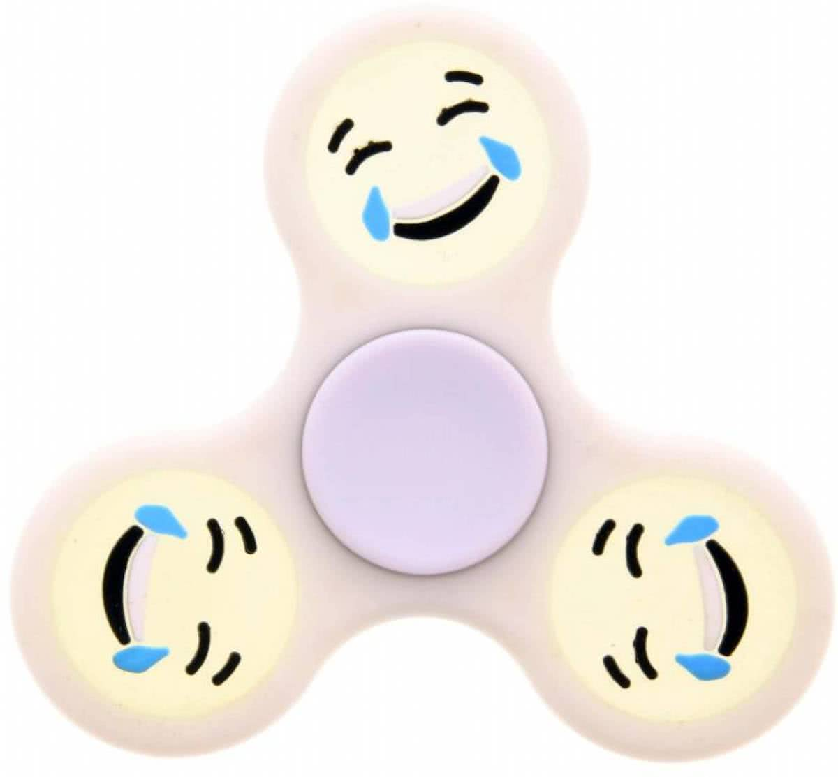 Glow in the dark Smiley   Spinner