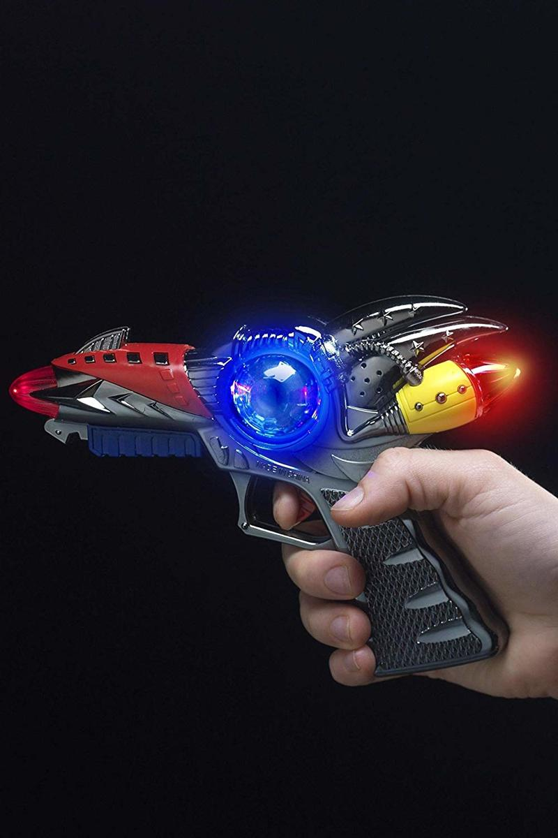 Dressing Up & Costumes | Party Accessories - Supersonic Ray Gun