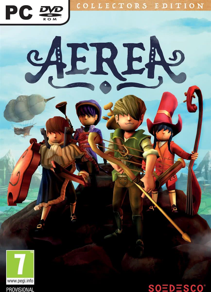 AereA (Collectors Edition) PC