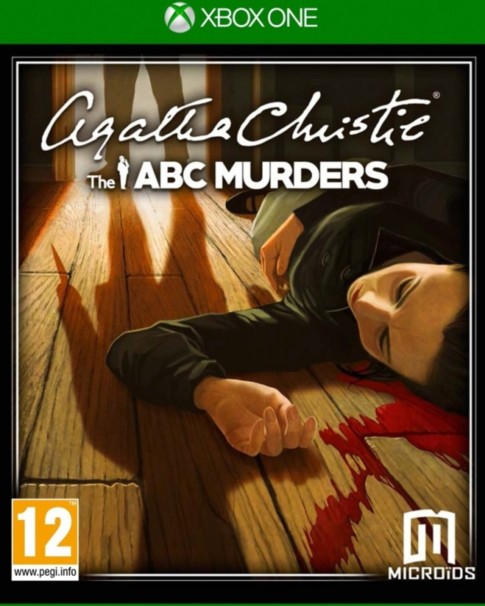 Agatha Christie : The ABC Murders NL/FR