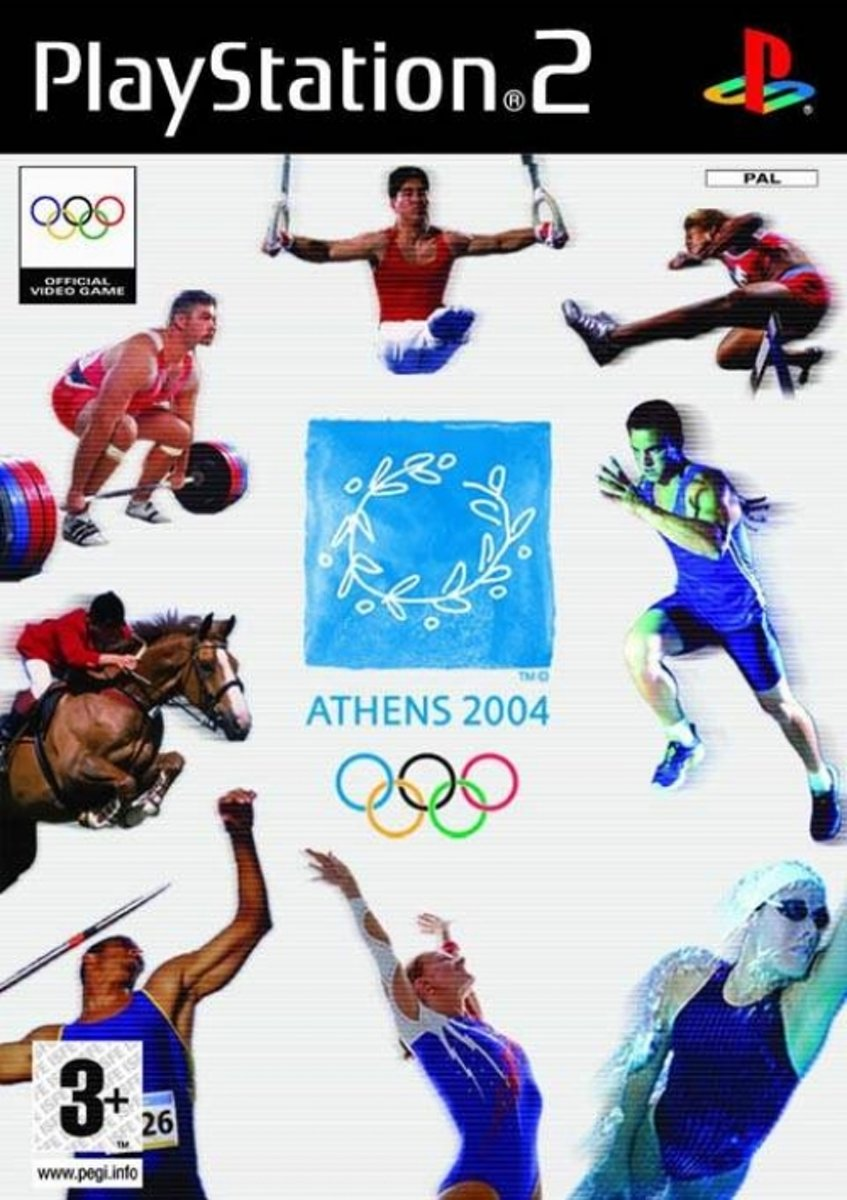 Athens 2004 The Olympic Games /PS2