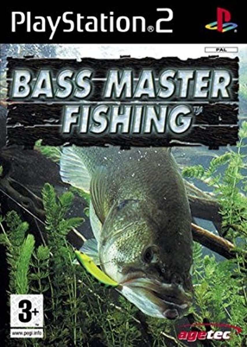 Bass Master Fishing software only