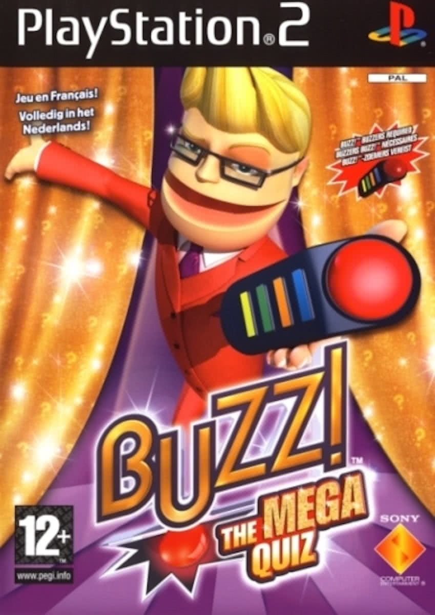 Buzz: The Mega Quiz