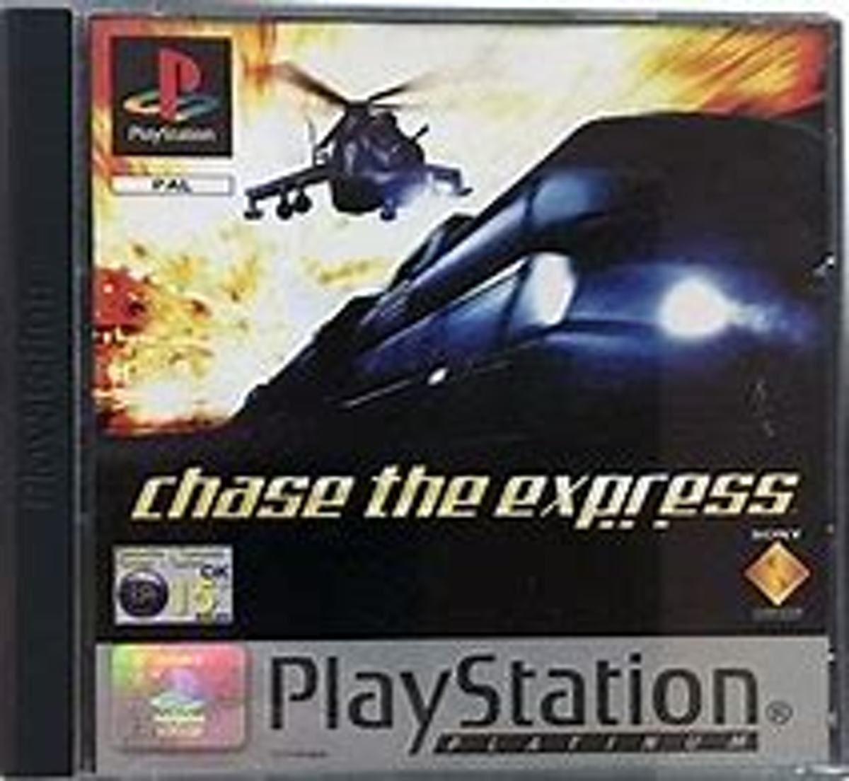 Chase the Express-Ps1