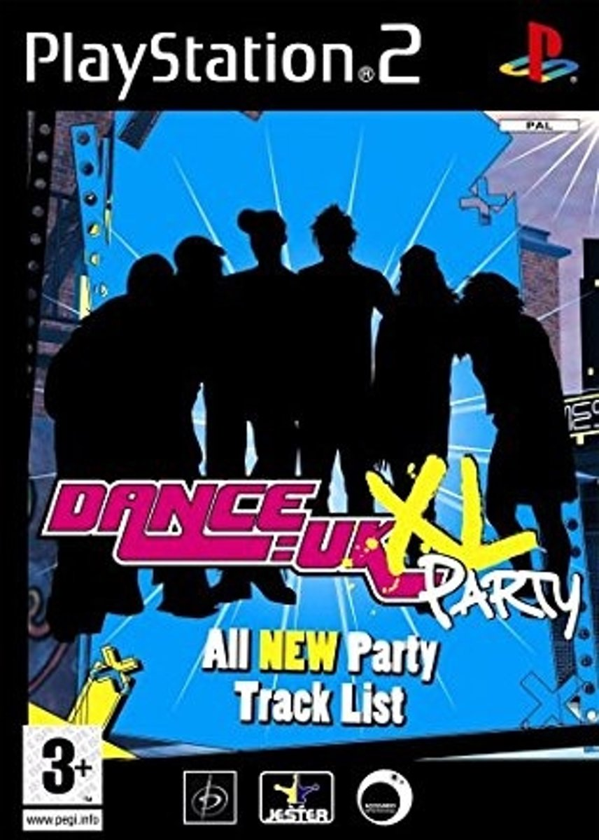 Dance UK XL Party (game only)