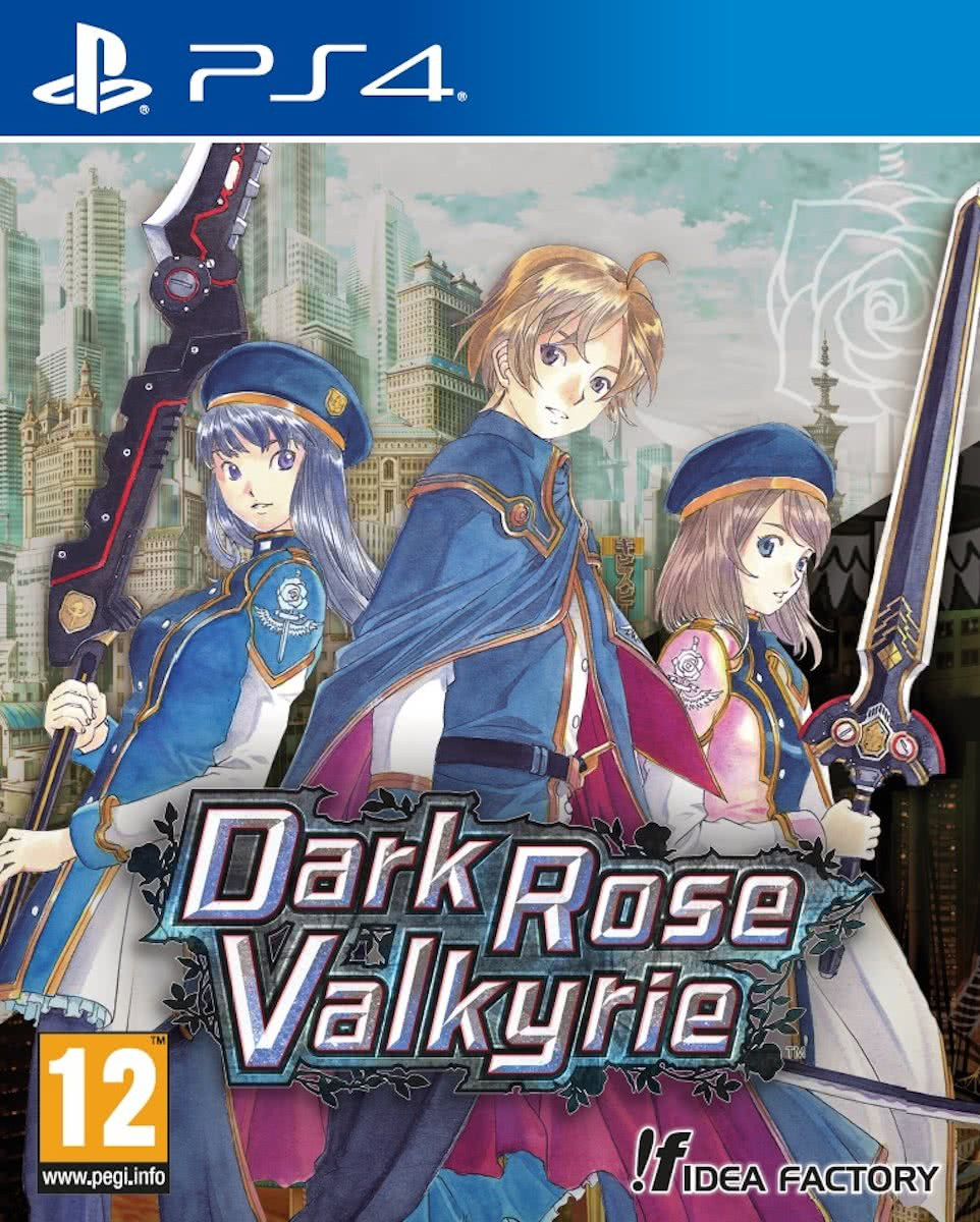 Dark Rose Valkyrie (UK) (PS4)
