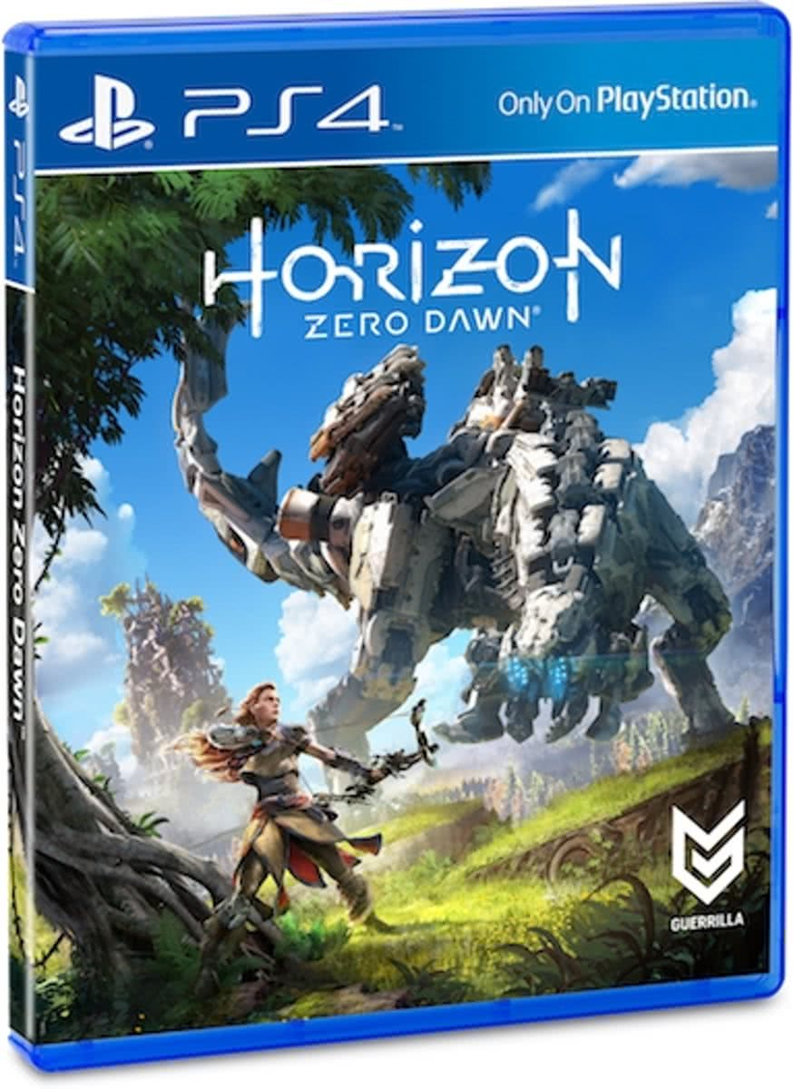 Horizon Zero Dawn - Ps4 (Engelse Versie)
