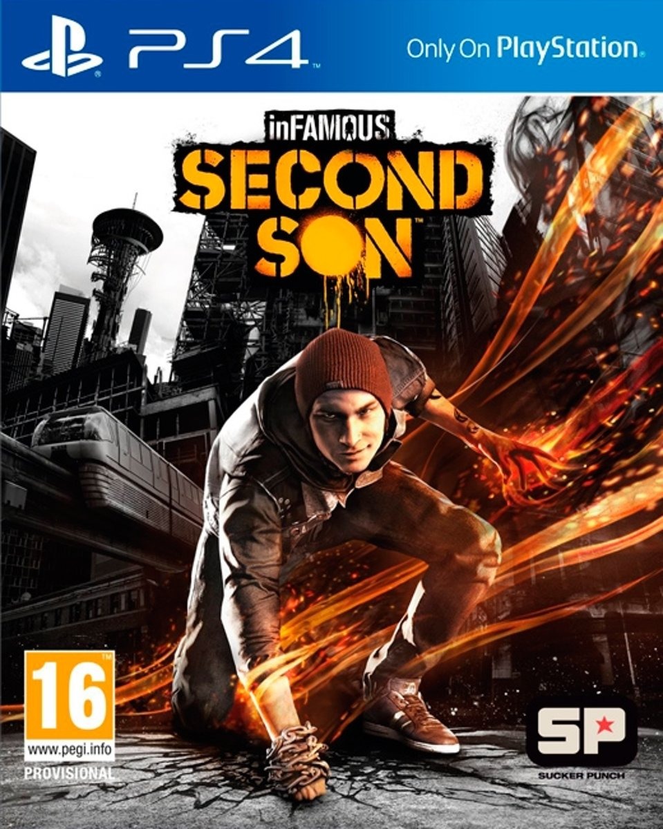 Infamous - Second Sond