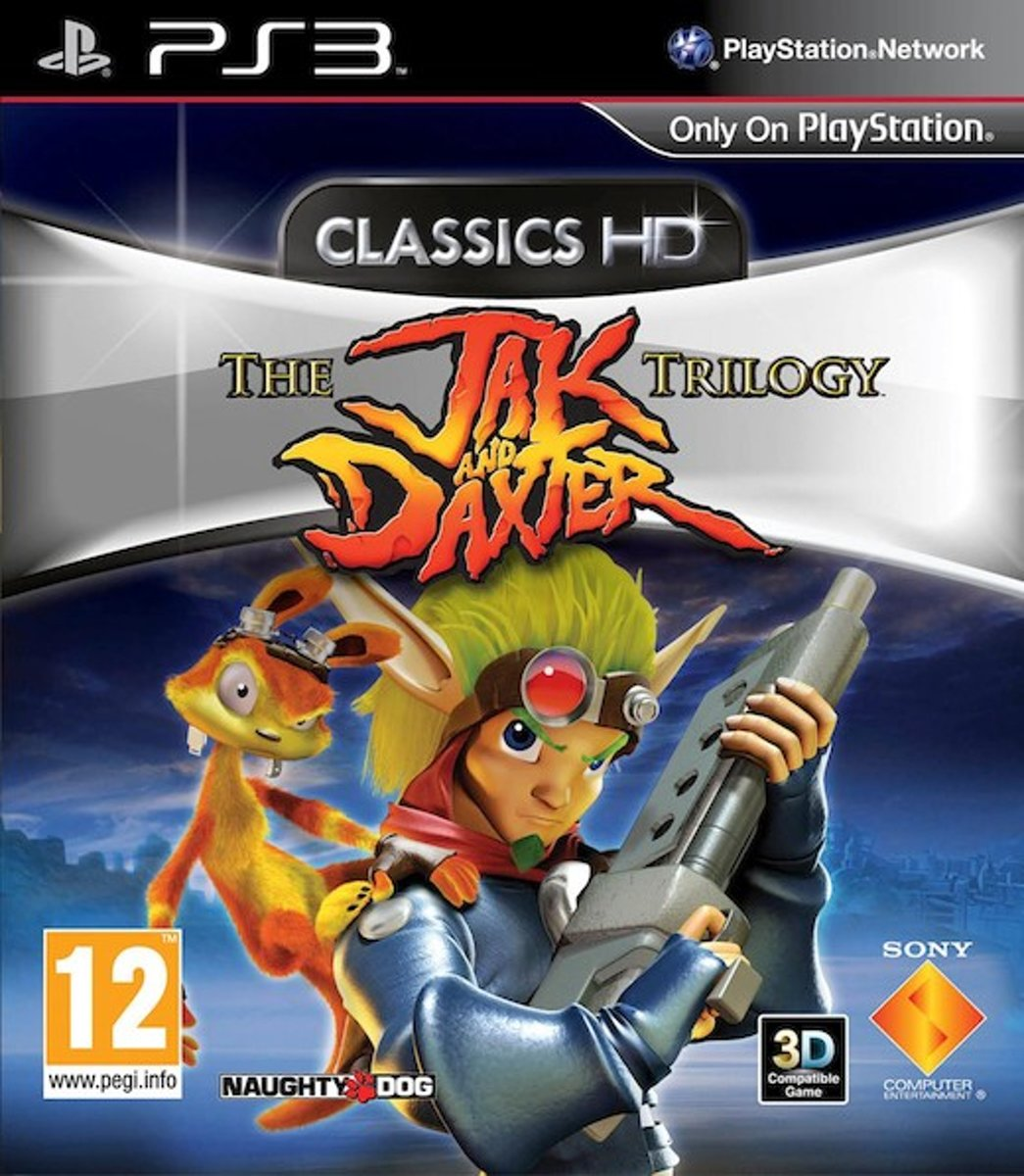 Jak & Daxter HD Collection /PS3