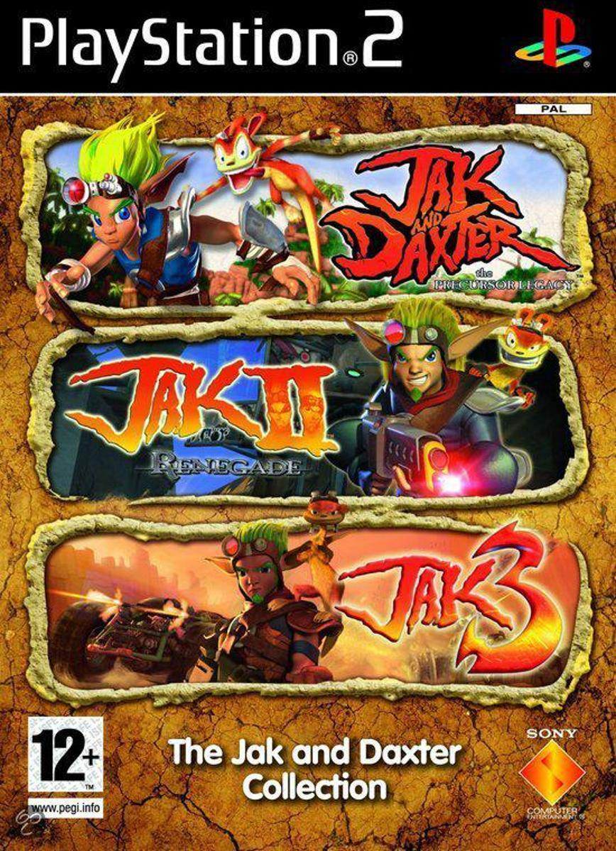 Jak  Collection