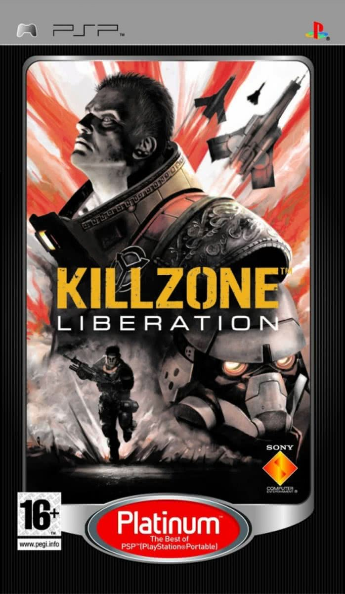 Killzone: Liberation (Platinum) /PSP
