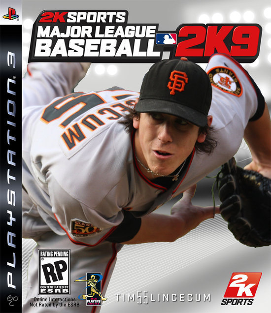 Mlb 2K9 (Usa) Playstation 3 (Usa)
