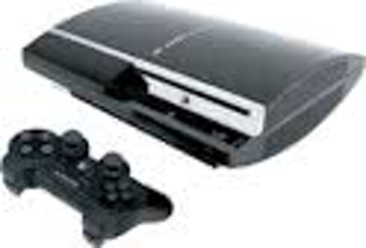 PlayStation 3 - 60 GB - Refurbished
