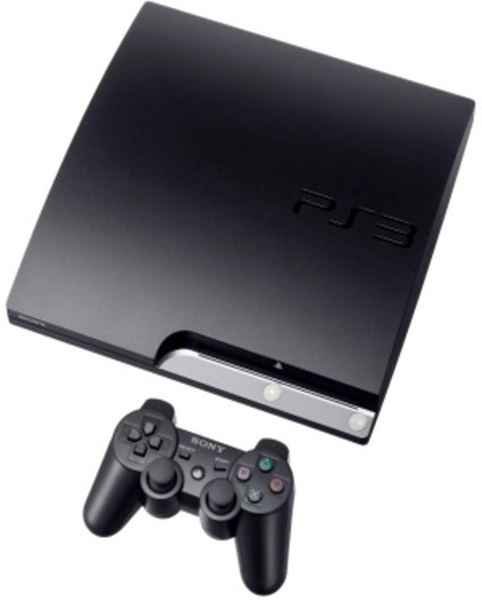 Refurbished   PlayStation 3 Slim 120 GB