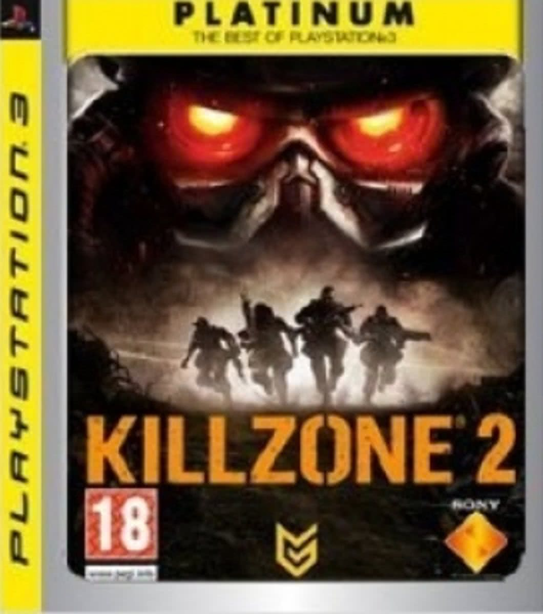 Sony Killzone 2 Platinum Edition, PS3 PlayStation 3 video-game