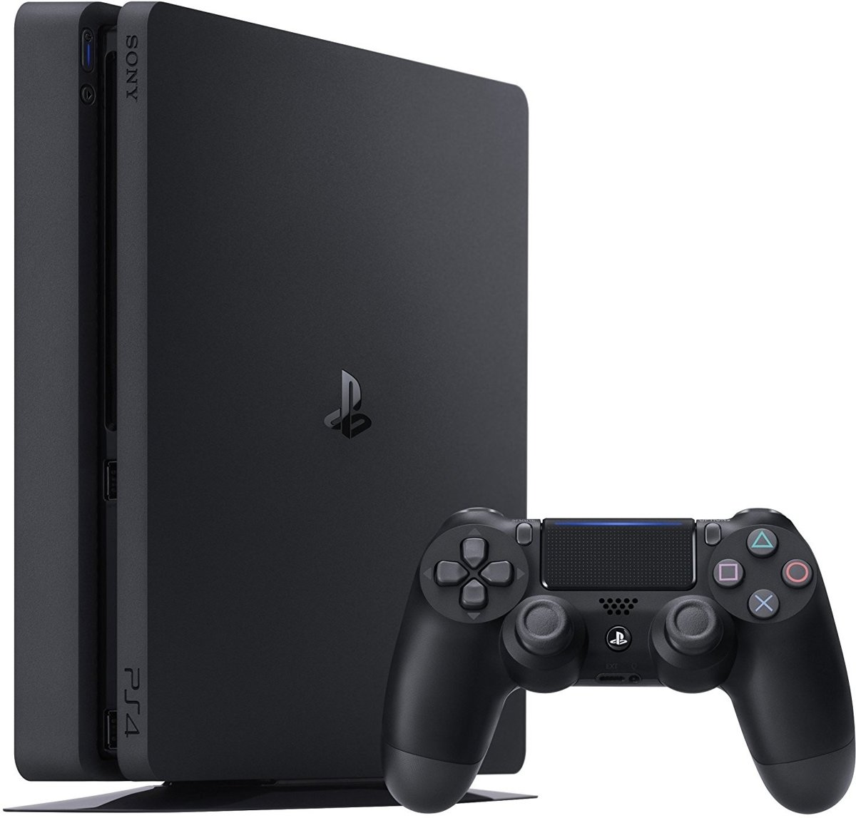 PlayStation 4 500GB Wi-Fi Zwart