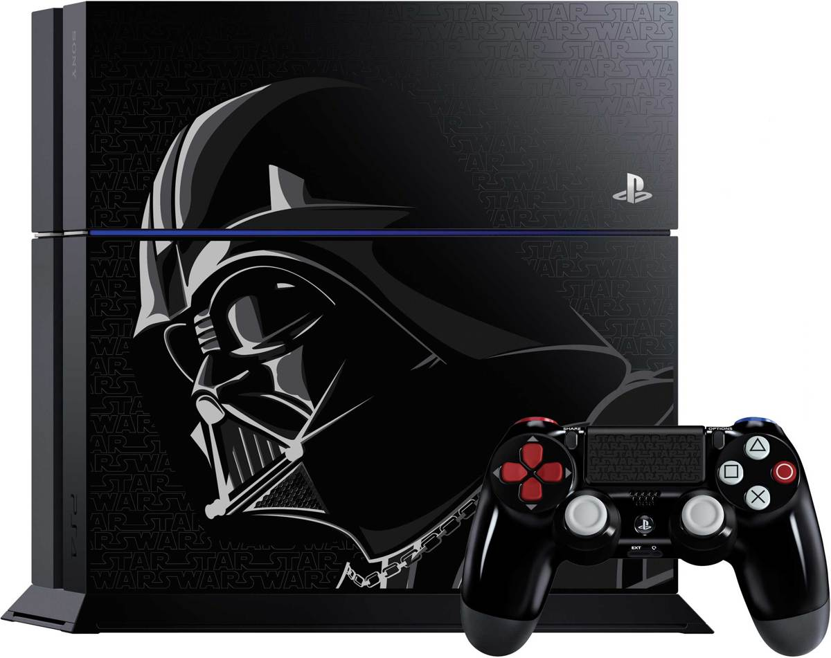 PlayStation 4 Darth Vader Limited Edition Console - 1TB - Zwart -  PS4