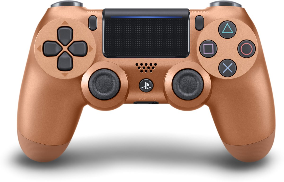 Sony PlayStation 4 Wireless Dualshock 4 V2 Controller - Copper - PS4