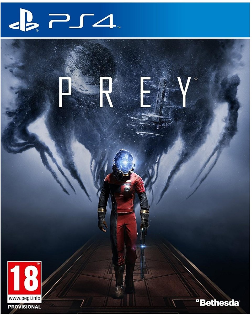 Sony Prey PS4 Basis PlayStation 4 video-game