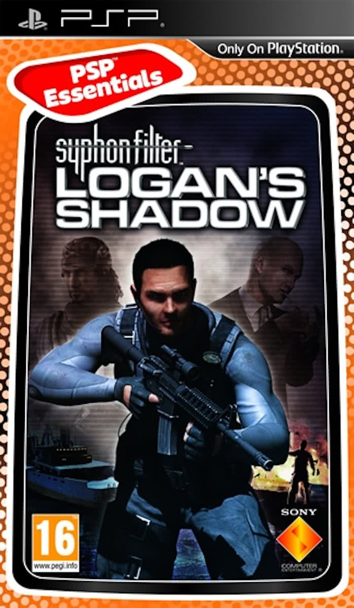 Syphon Filter: Logans Shadow - Essentials Edition
