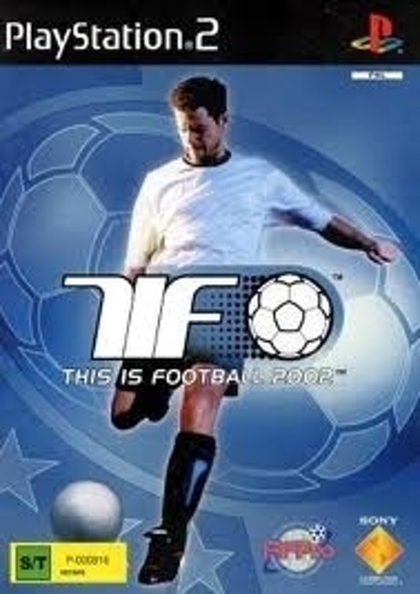 This is football 2002 (ps2