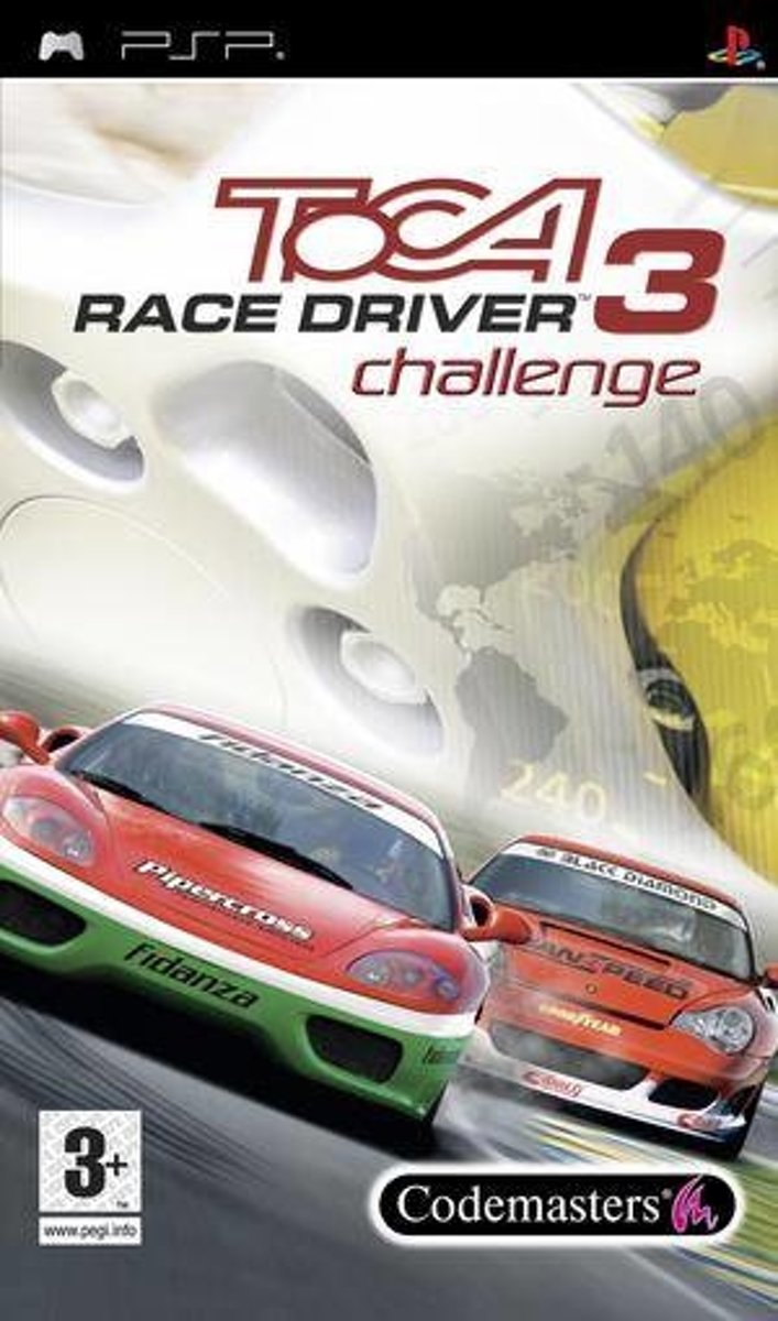 Toca Race Driver 3 Challenge /PSP