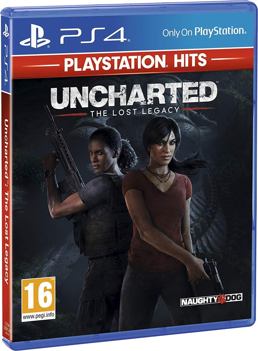 Uncharted: The Lost Legacy (PlayStation Hits) PS4