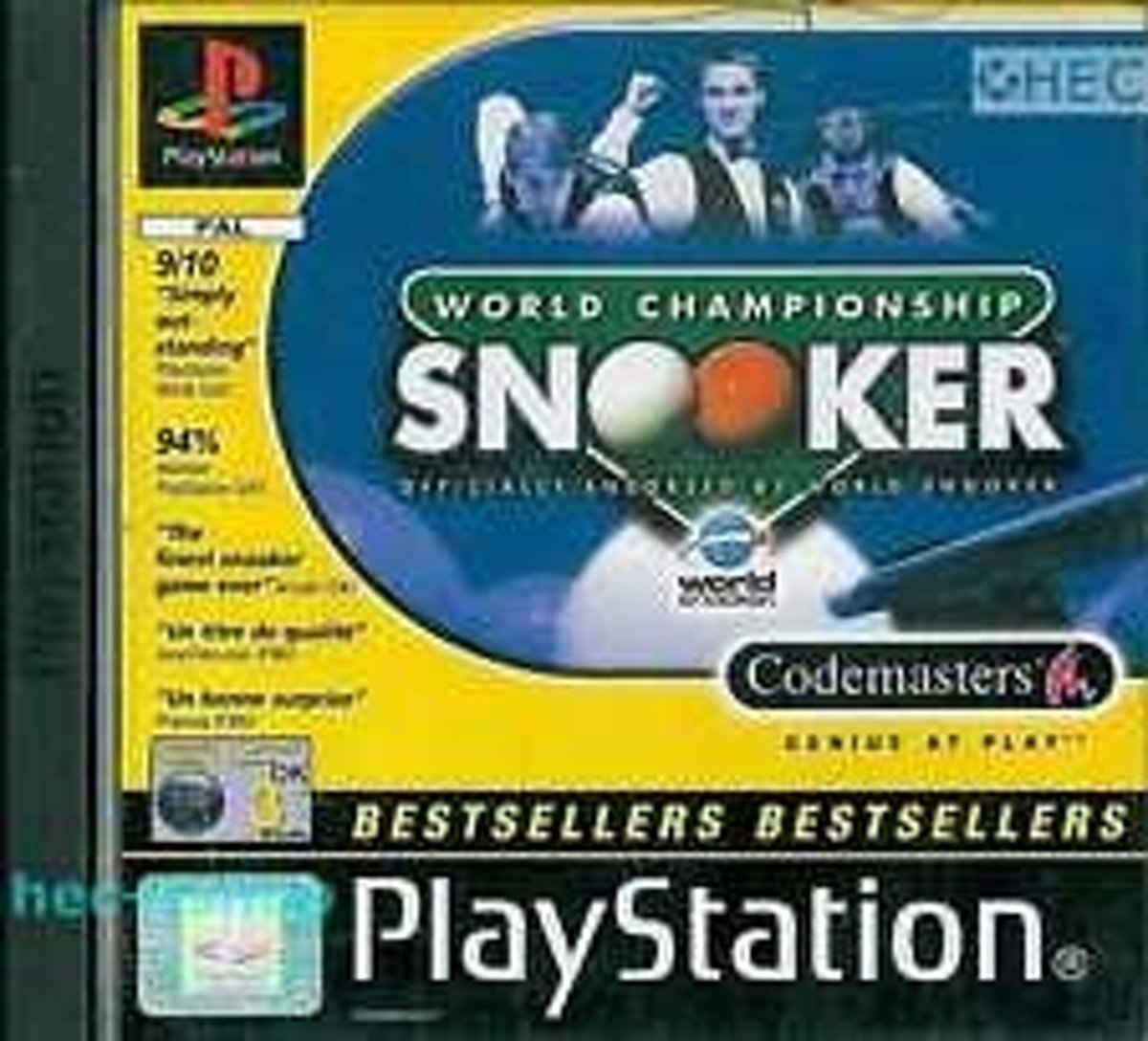 World Championship Snooker Bestseller