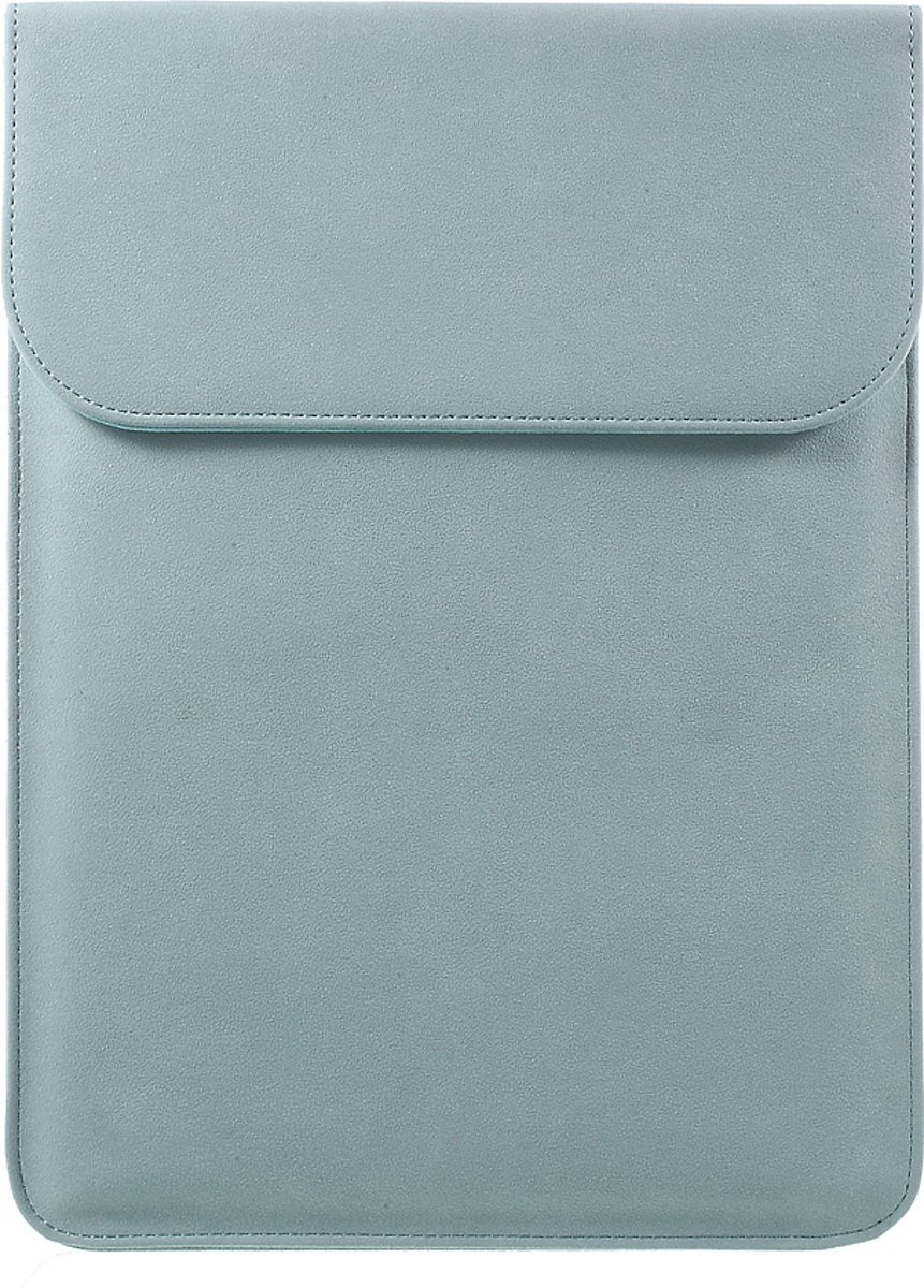 Soyan - MacBook 13 inch Pro (2017) Hoes - Sleeve Blauw