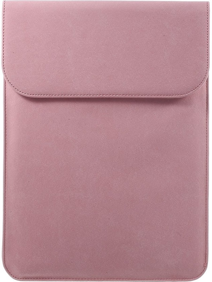 Soyan - MacBook Air 13 inch (2018) Hoes - Sleeve Roze