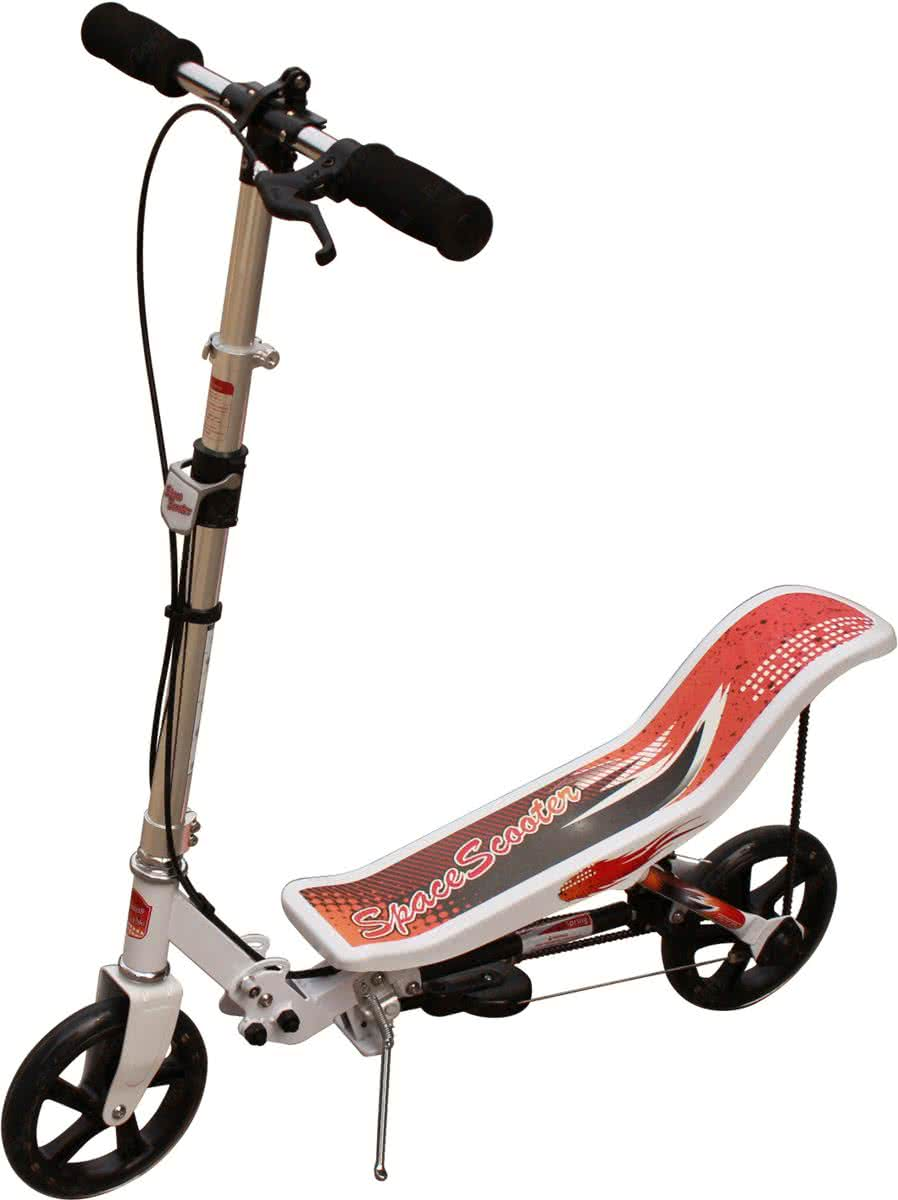 Space Scooter - Step - Wit