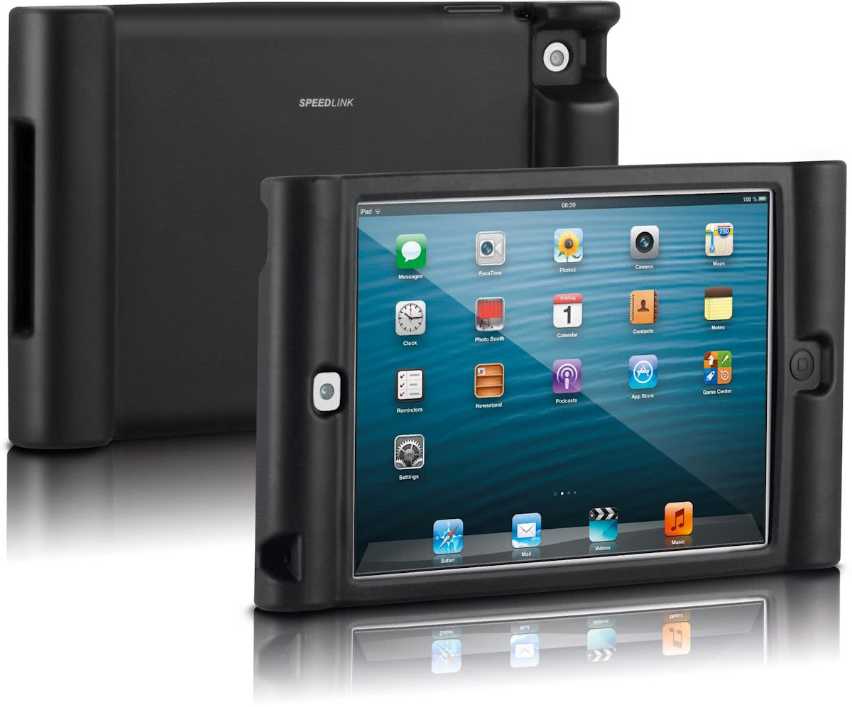 , EXO Shock Protection Grip for iPad Mini (Black)