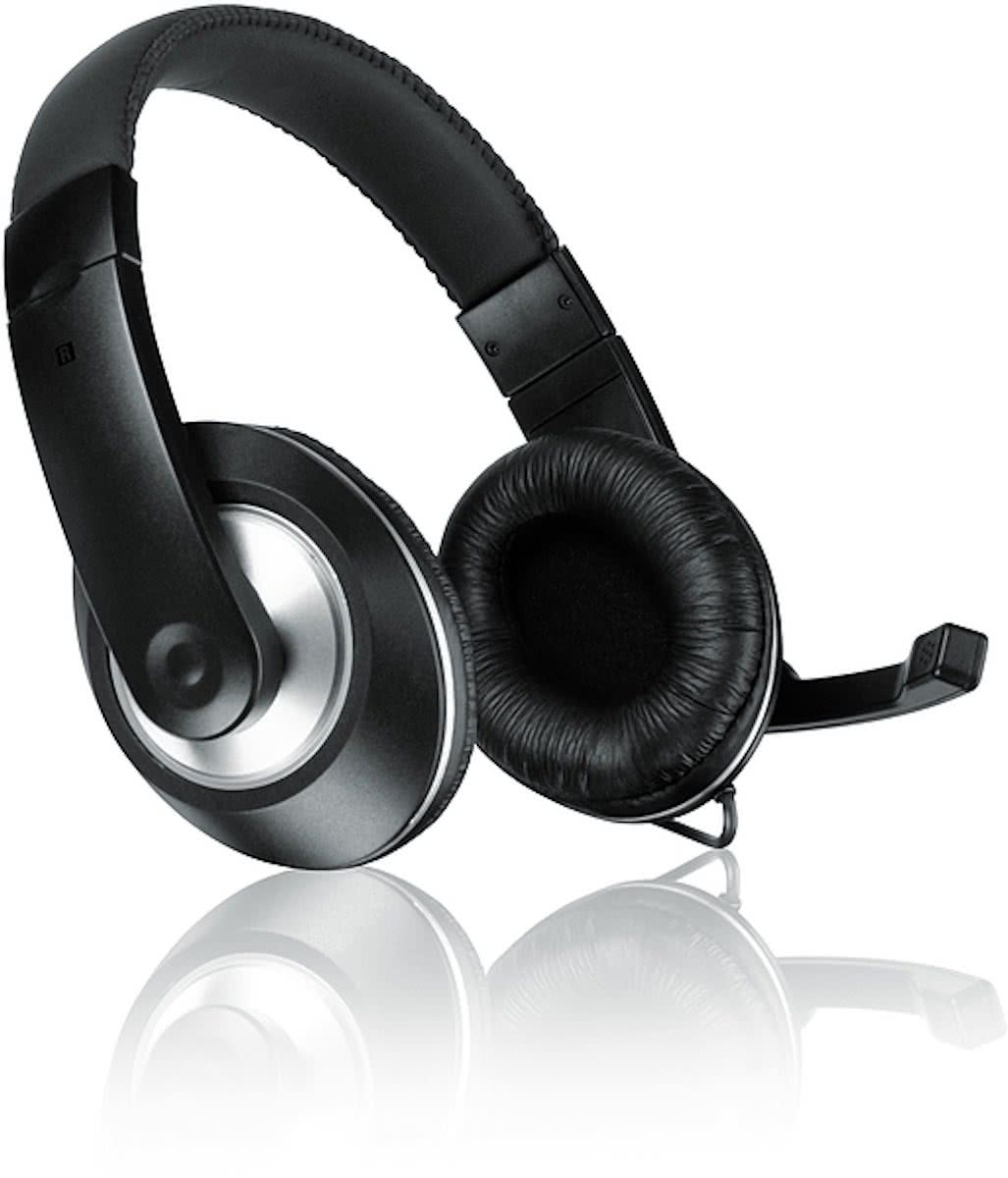 Speedlink, Thebe CS Stereo Headset (Black)