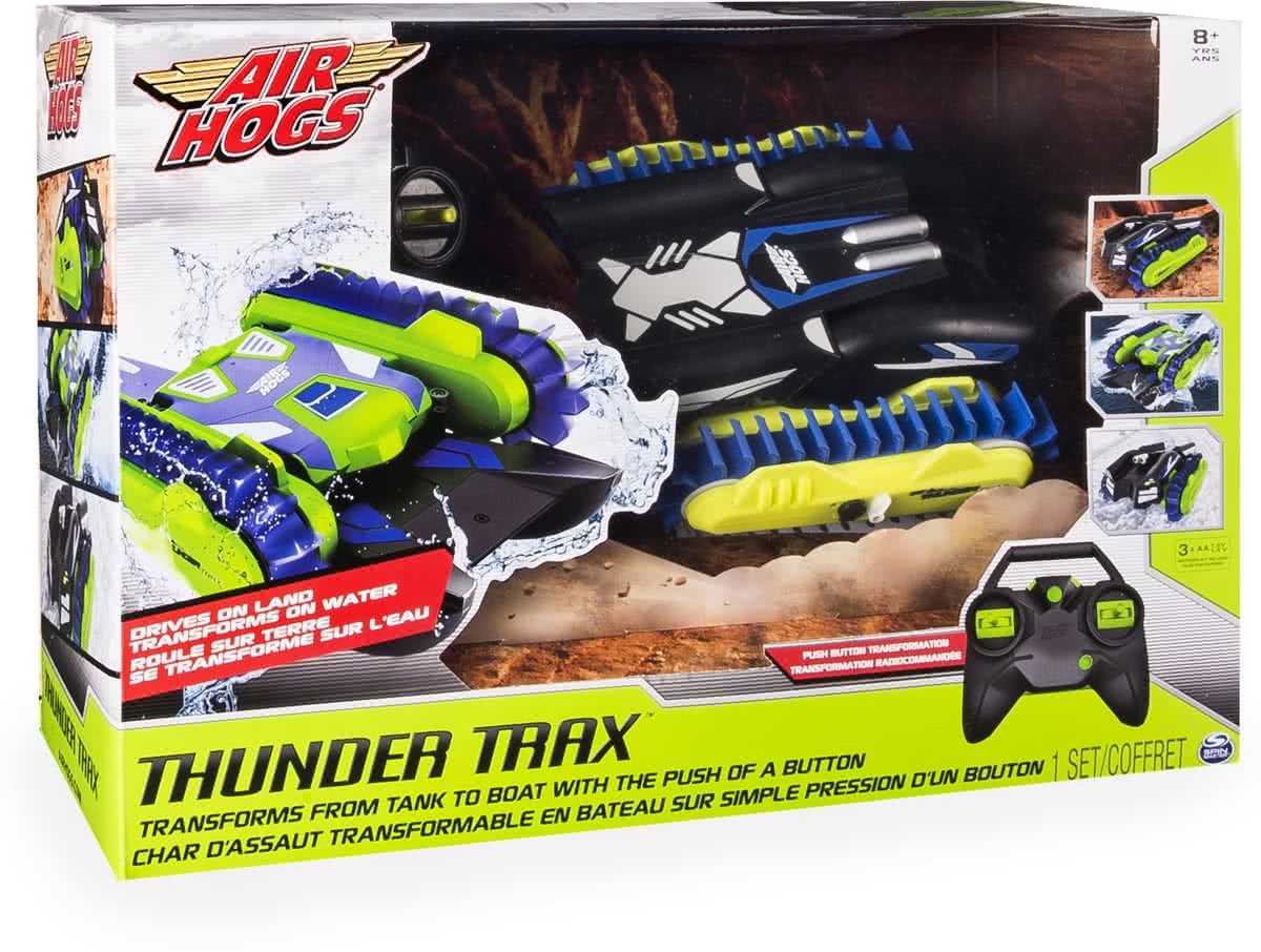 Air Hogs Thunder Trax Toy cross-country vehicle