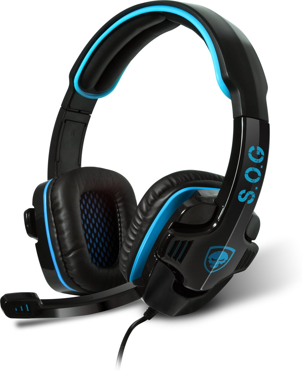 Spirit of Gamer - Xpert-H2 Gaming Headset - PC - PS4 - XBOX 360 - XBOX ONE
