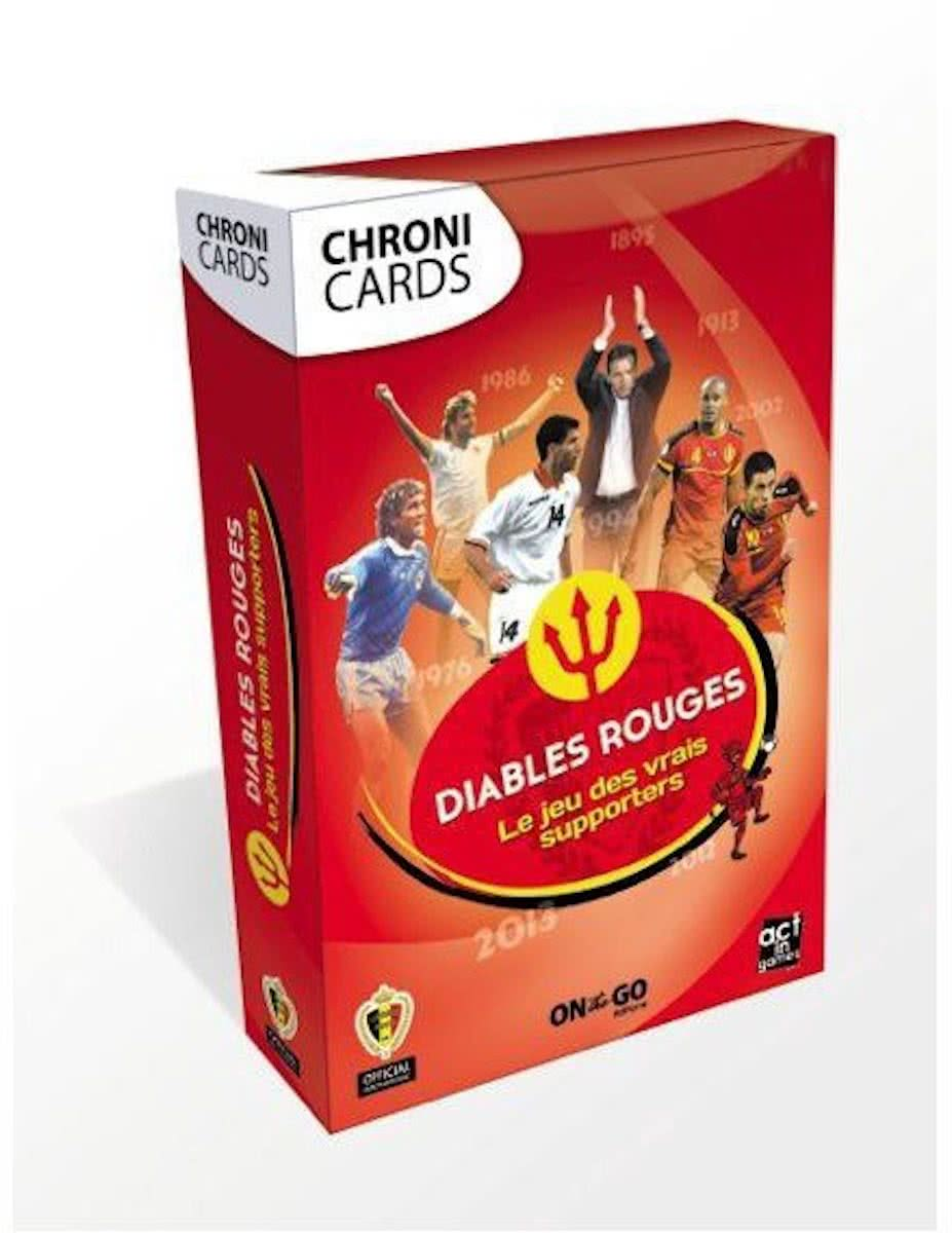 Diables-Rouges-Chroni - Cards