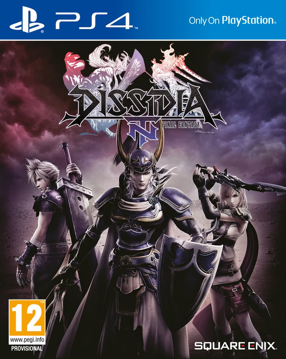 Dissidia: Final Fantasy NT - PS4