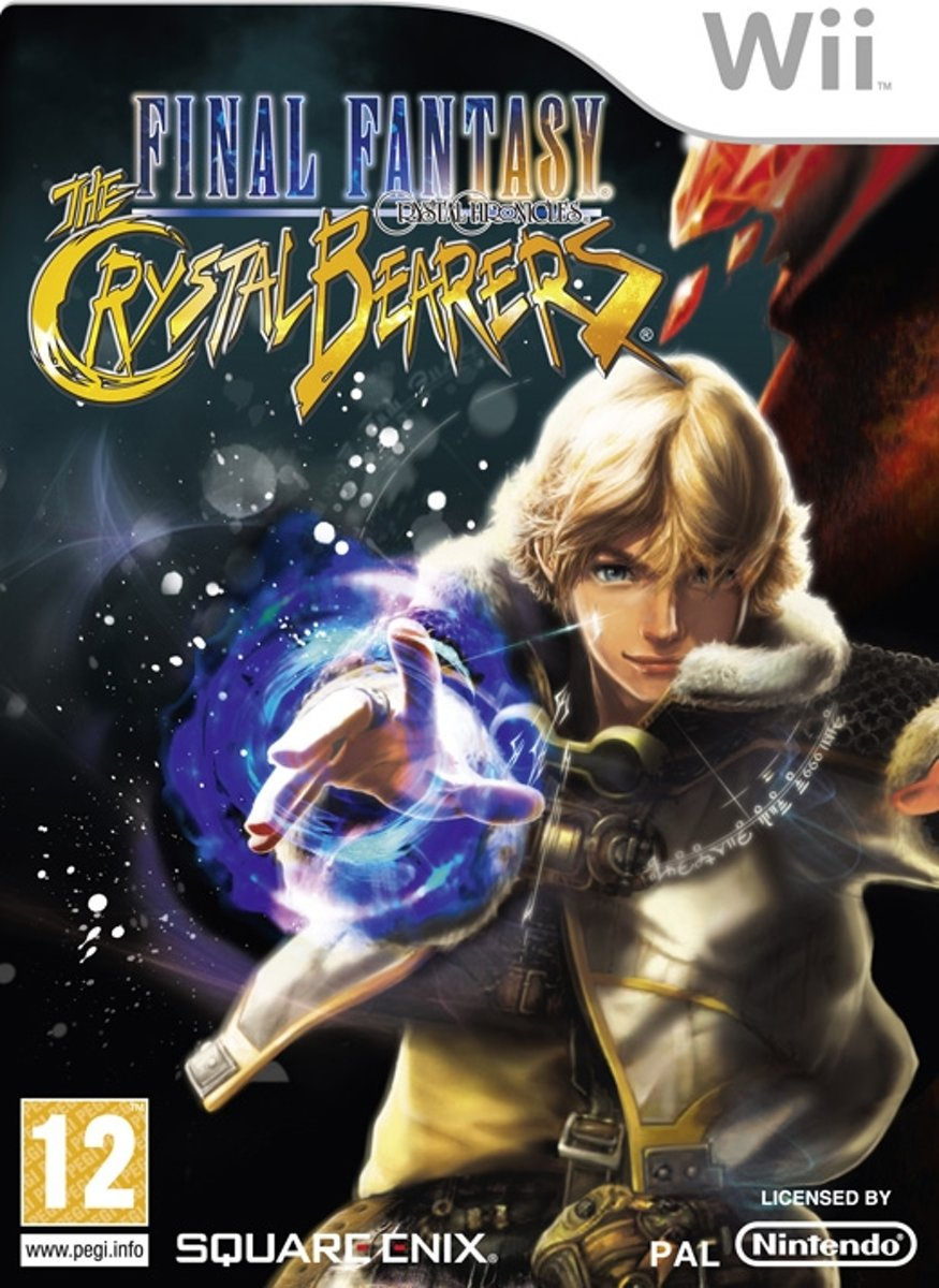 Final Fantasy Crystal Chronicles: Crystal Bearers /Wii
