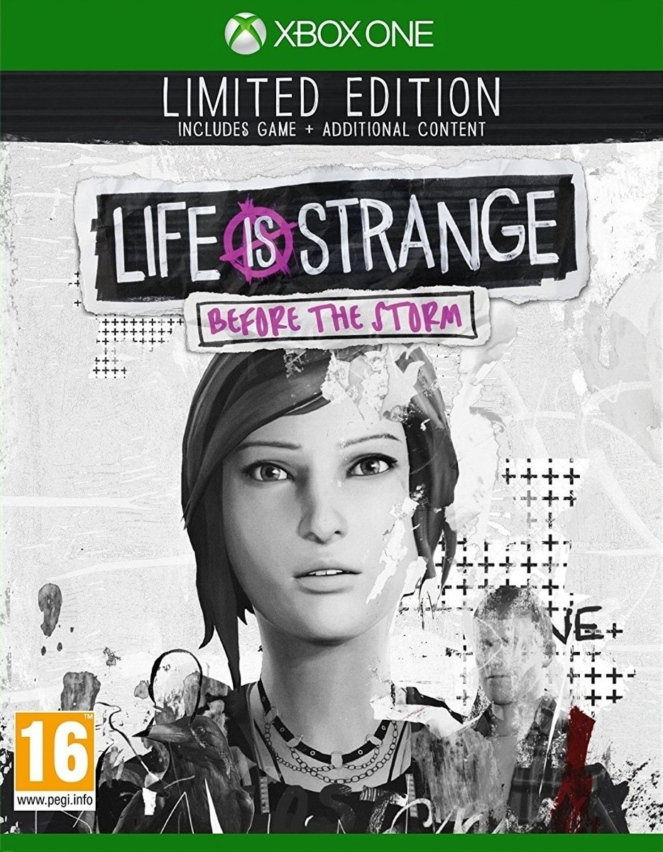 Life is Strange: Before The Storm - Limited Edition /Xbox One