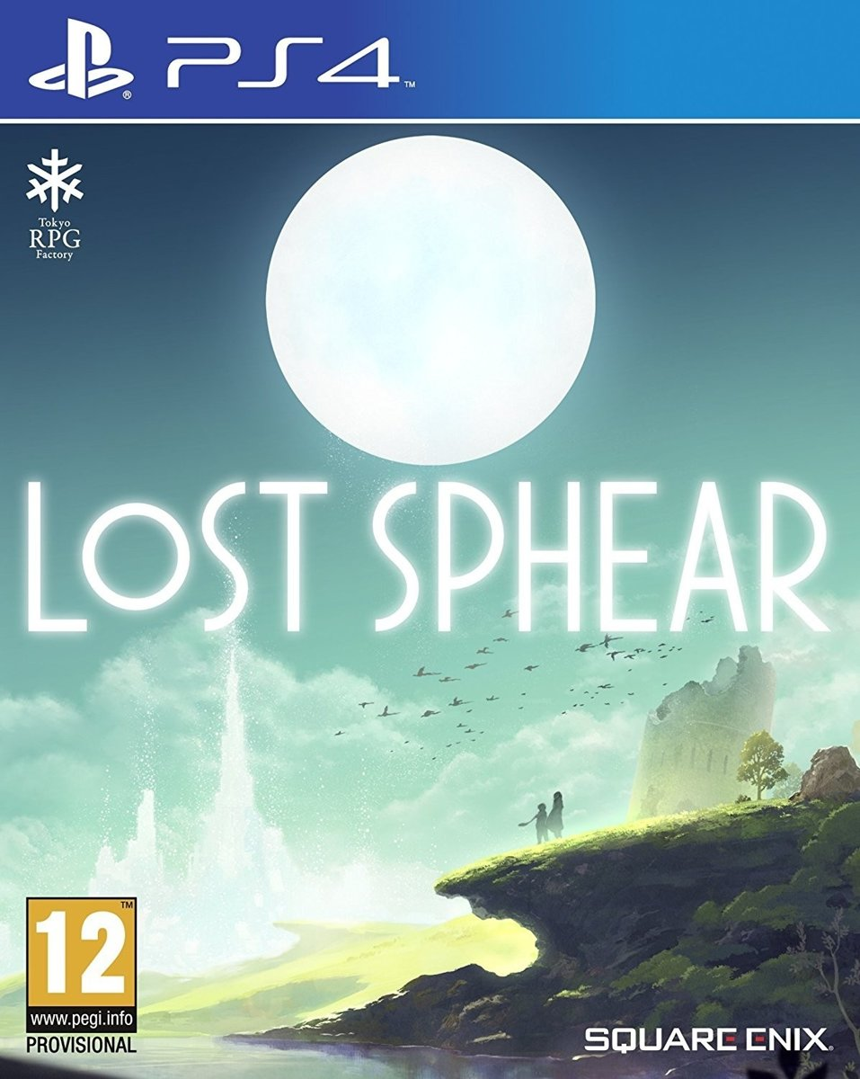 Lost Sphear /PS4