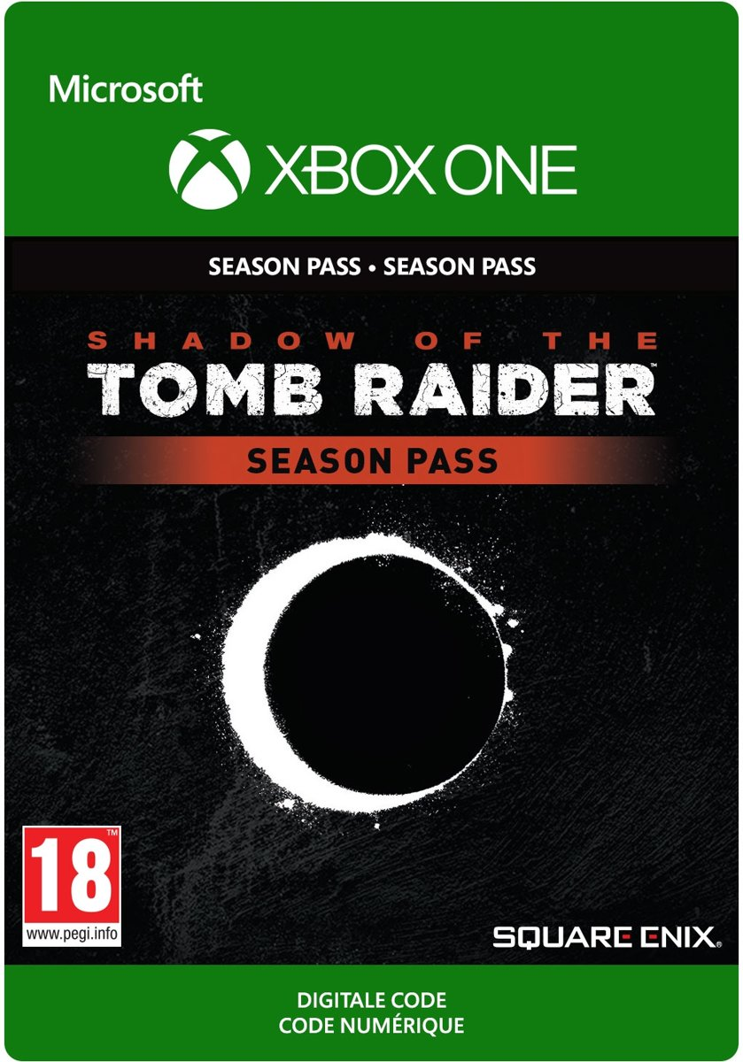 Shadow of the Tomb Raider: Season Pass - Xbox One