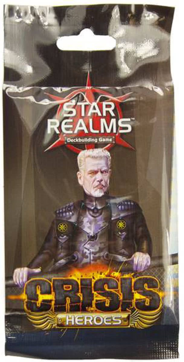 Star Realms Heroes Expansion - Kaartspel
