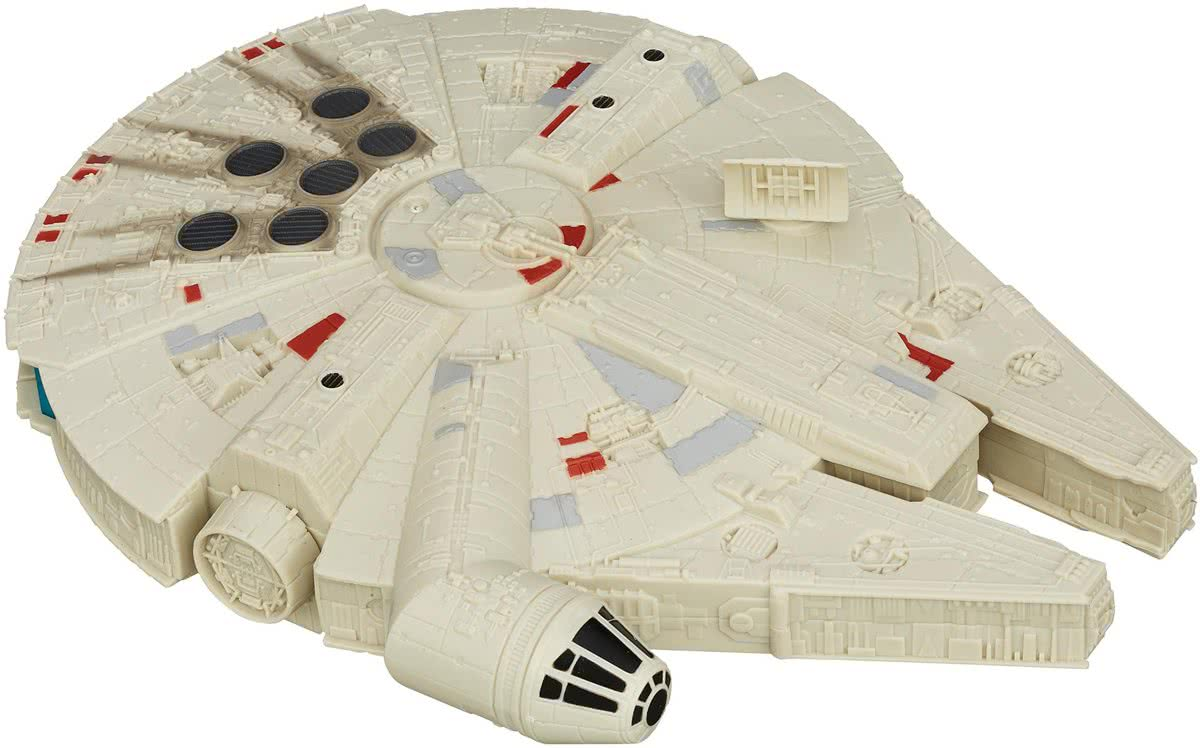 Star Wars Episode VII Millennium Falcon