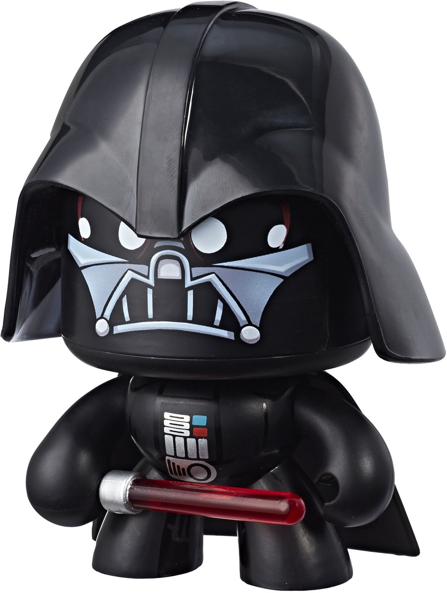 Star Wars Mighty Muggs Darth Vader - Speelfiguur