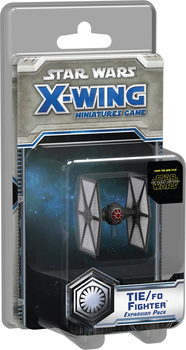 Star Wars X-Wing TIE/fo Fighter Expansion
