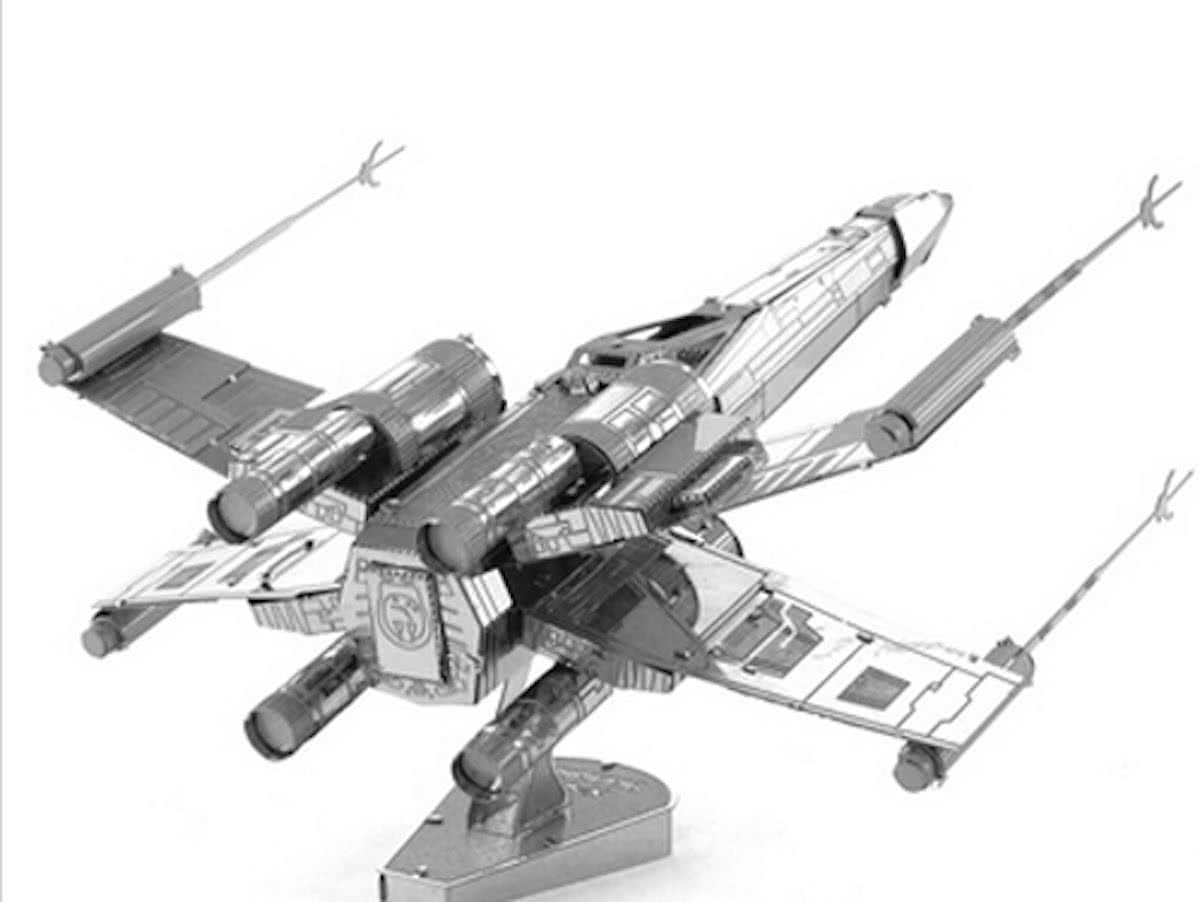 X-Wing Fighter - Star Wars 3D puzzel
