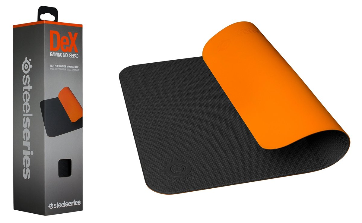 SteelSeries Dex - Gaming Muismat - 320 x 270 x 2 mm