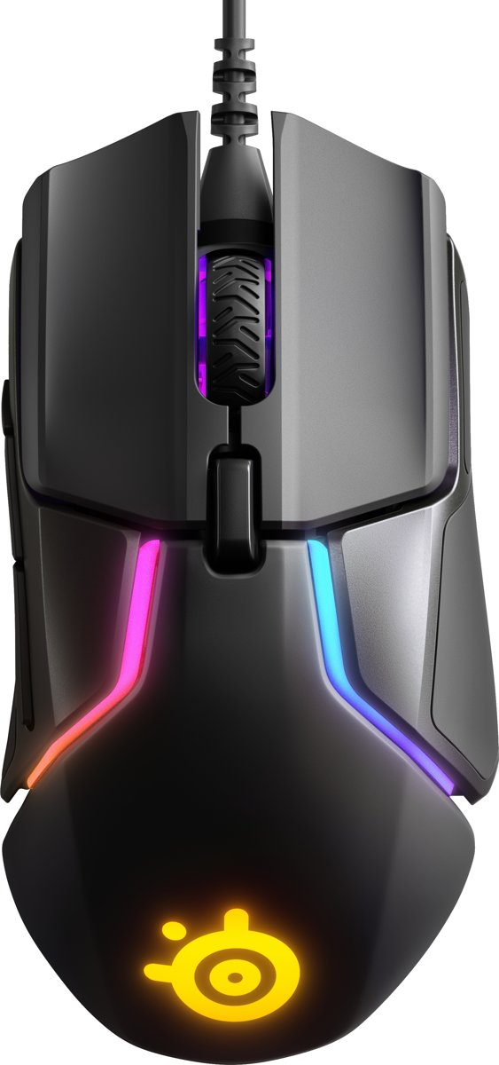 SteelSeries Rival 600 - Gaming Muis - 12000 CPI